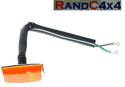 PRC7044 Land Rover Defender Wing Side Repeater Indicator Lamp Early Type