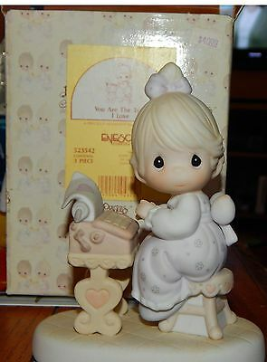"Precious Moments ""You are the type I love"" by Enesco"