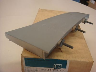NOS GM # 20495077 Extension rear quarter panel RH Pontiac Grand Prix 82-87