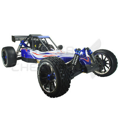 HSP 1/5 2.4ghz Bajer 2WD Petrol RTR RC Buggy RC Car metal gear box 30cc
