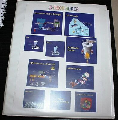 K-Tron Soder Manual KSL/KLCD Hardaware Installation & Set-Up