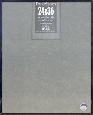 24x36 Poster Frame Pack of 12 - Black, Silver, Gold, Clear