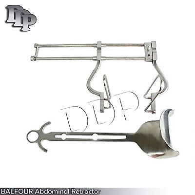 "Balfour Abdominal Retractor 7"" Veterinary Surgical Instruments"