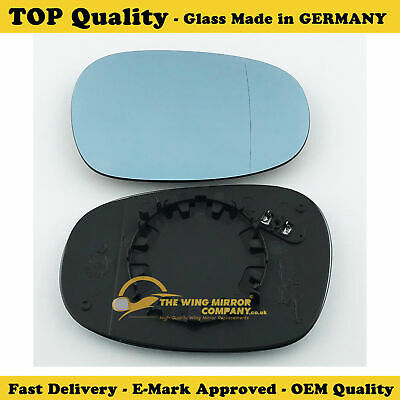 For BMW 3 Series wing mirror glass 09-11 Right Driver side Spherical