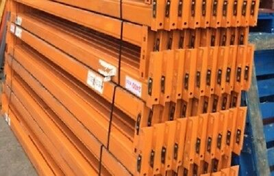 Used Planned Storage Pallet Racking Beam (Pss) - £12.00 Each + Vat
