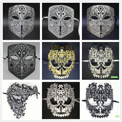 100 New Style!Black Metal Venetian Masquerade Party Women's Costume Mask Masks