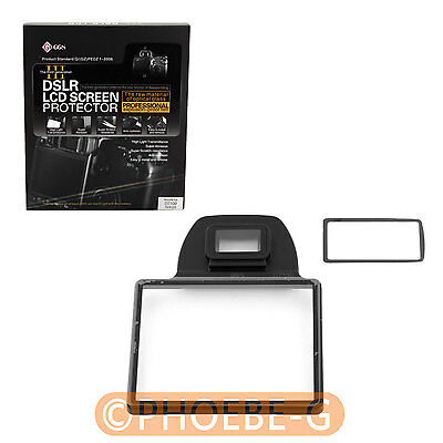 GGS III LCD Screen Protector glass for NIKON D7100 DSLR