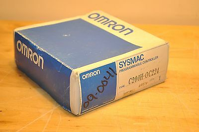 Omron Sysmac Programmable Controller C200H-0C224