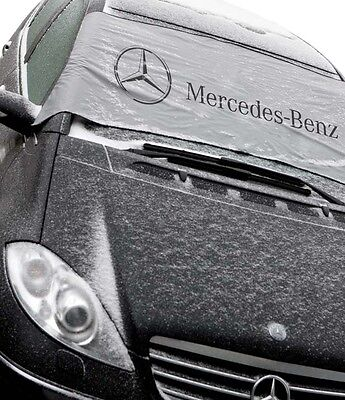 Genuine Mercedes-Benz Ice & Summer Windscreen / Windshield Cover B66957899 NEW