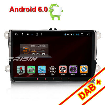 2 din DAB+Radio Android 5.1 In Dash Car Stereo Headunit GPS CD DVD Player NISSAN