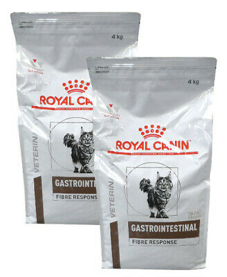 2x4kg Royal Canin Fibre Response FR 31 Veterinary Diet