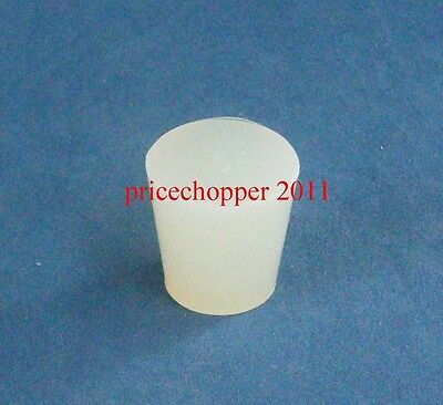 Clear Silicone Stoppers, for 29# Glass Joint, Lab Supplies High Quality
