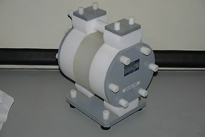 YAMADA DP-20F HIGH PURITY PTFE DIAPHRAGM PUMP NON-METALLIC