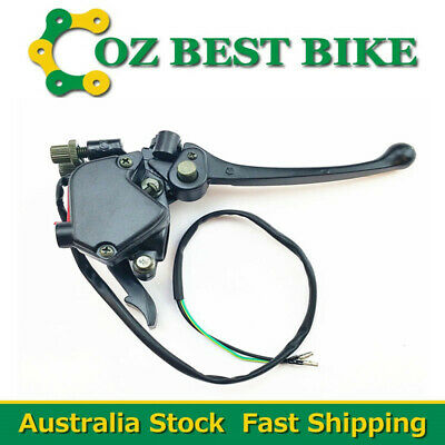 22mm Thumb Throttle Brake Lever 50cc 90 110cc 125cc ATV Quad Pit Dirt bike