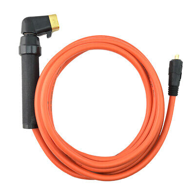 200A Electrode Holder And Lead - 3 Meter - 10-25 Small plug - MIG -TIG - ARC