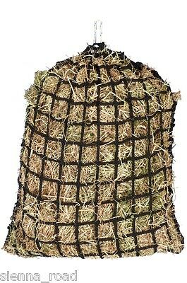 Greedy Steed MEDIUM (4cm holes) Premium Knotless Slow Feed Hay Net