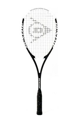 Dunlop Hot Melt Pro Squash Racket (with full racket cover)