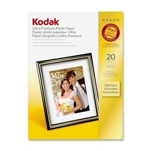 Kodak Ultra Premium Photo Paper - KOD8777757_3 - 3 Item Bundle