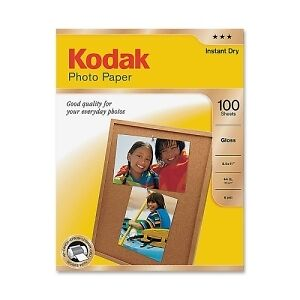 Kodak Photo Paper - KOD8209017_2 - 2 Item Bundle