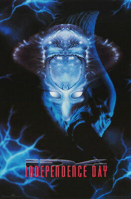 Poster : Movie Repro:  Independence Day - Free Shipping ! #3032  Rw14 S