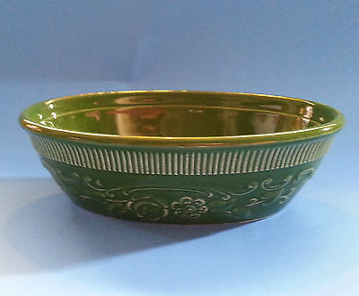 Green Oven Serve Ware OVAL BOWL T.S.T. Taylor Swift & Taylor U.S.A
