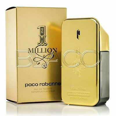 Paco Rabanne One Million 100 Ml Profumo Uomo Eau De Toilette Originale