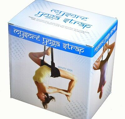 Mysore Yoga Strap - Inversion Swing, Aerial Yoga, Back Therapy Sling