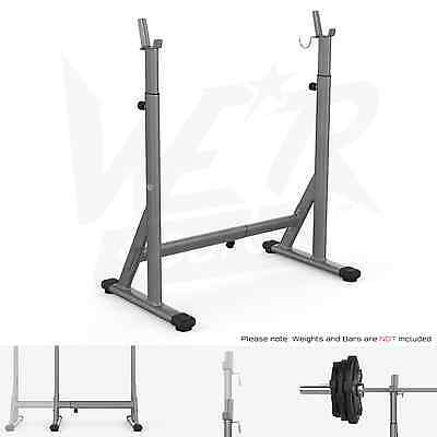 Power Racks Smith Machines Strength Training Weights Fitness Running Yoga Sporting