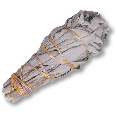 Mini Indian White Sage Smudge Stick 9 -11cms  Smudging Clearing Ritual