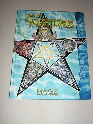 MtA: Tome of the Watchtowers (New)
