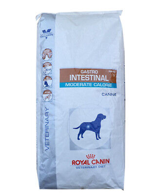 14kg Royal Canin Gastro Intestinal Moderate Calorie GIM23 Veterinary Diet
