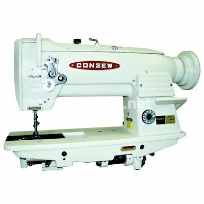 Consew 255Rb-3  Industrial Walking Foot Machine With 3/4 Hp Servo Motor