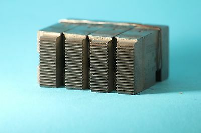 """Geometric 7/16""""-24 Milled Chasers For 1"""" D, Ds,dsa, Ground From Sharpening"""