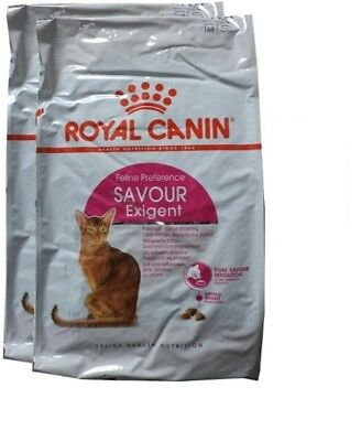2x10kg Royal Canin Exigent Savour Sensation Gatto