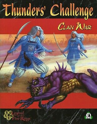 Clan War: Thunders' Challenge (New)