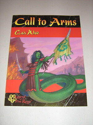 Clan War: Call to Arms (New)