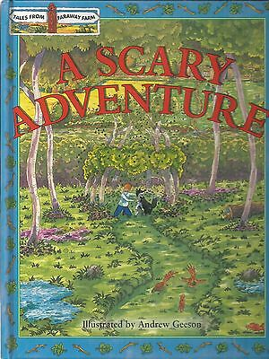 Tales From Faraway Farm A Scary Adventure Andrew Geeson hard cover new
