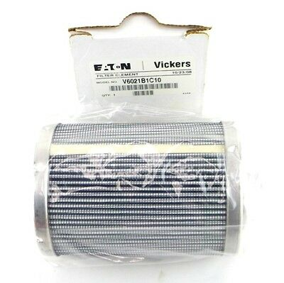 EATON VICKERS V6021B1C10 Replacement Hydraulic Filter Element Made in USA Eato1K