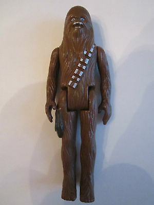 "1977 Vintage Star Wars Chewbacca Action Figure - 4"" -Kenner - Near Mint"