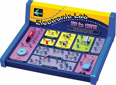 30 In 1 Electronics Project Lab Learning Kit Kids Learn Electronics XMAS GIFT