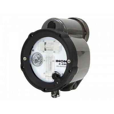 Inon Strobe Z240 Type4  Dive Flash S-TTL Underwater Lighting Strobe Z adapter MV