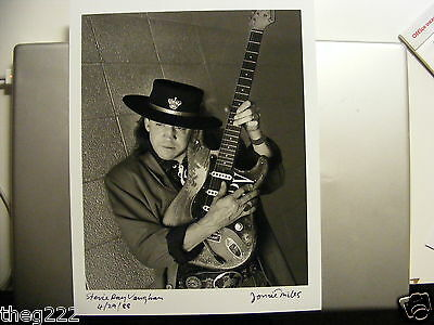"Stevie Ray Vaughan 22""x15.5"" #1- BIG!! Print edition on FINE ART PAPER HUGE!"