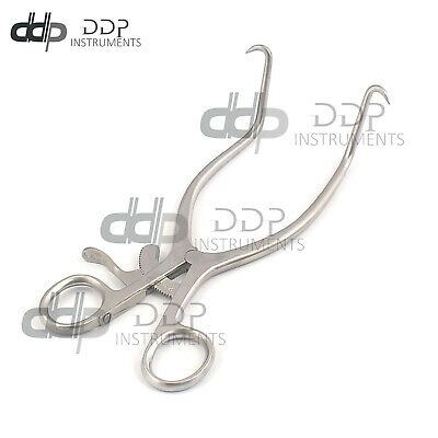 "Gelpi Retractor Curved 7"" Surgical Instruments"