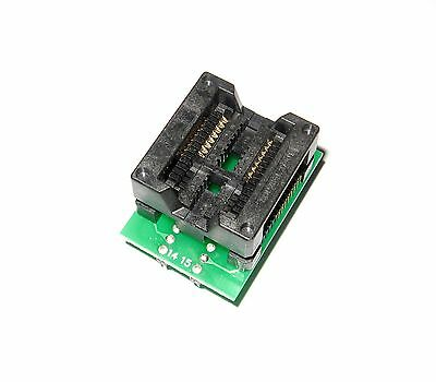 SOIC 16 to DIP 16 ADAPTERS 300mil WIDE | SPI CHIP | EEPROM | FLASH CHIP | SMD