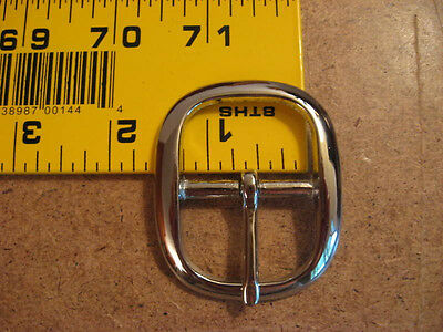 "1 1/4"" Die Cast Middle Bar Buckle (Pack Of 5)"