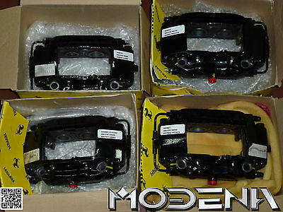 Ferrari Original 360 Modena Bremssattel schwarz Satz Set Brake Calipers black