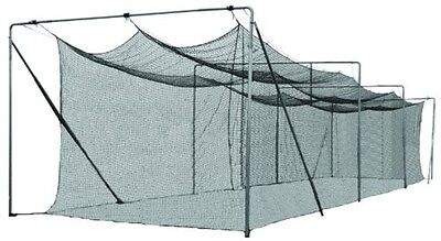 "Cimarron 55"" X 14"" X 12"" 36 Twisted Poly Batting Cage Net CM-554236TP NEW"