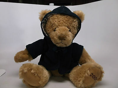 Russ Berrie Stuffed Plush BURBERRY Fragrance Bear   2009