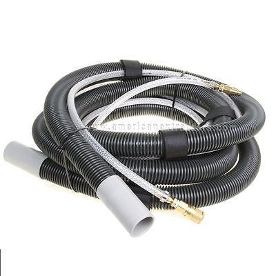 Vacuum and Solution Hoses- and Mesh Bag for Rug Doctor American Extractors