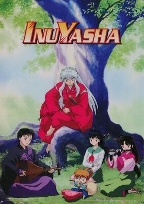 SMALL POSTER - ANIME MANGA:  InuYasha - BY TREE - FREE SHIP #MP3402 RC29 E-R